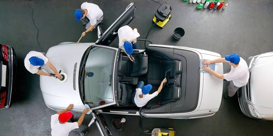 """Mafia des laveurs de voiture: """"Pakiwash et traite des êtres humains"""" - La DH"""