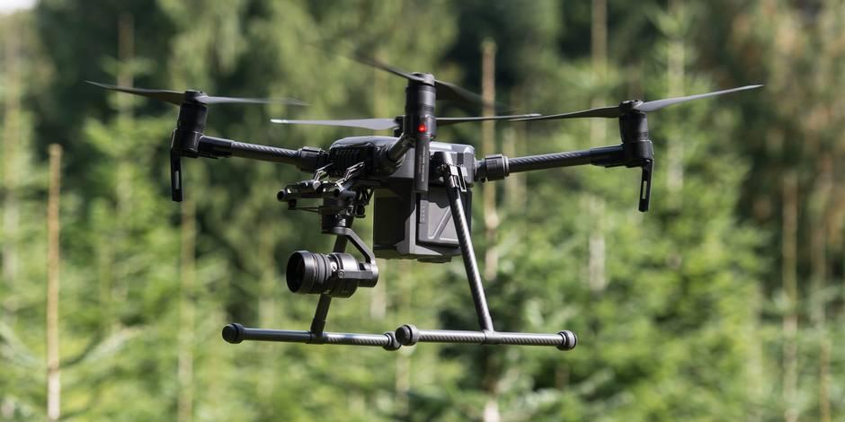 Jan Jambon met en garde contre les attaques aux drones piégés - La DH