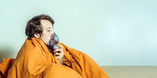Hausse des infections respiratoires - La DH