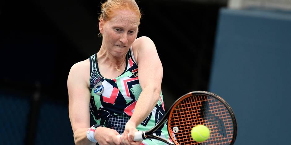 Van Uytvanck renverse Patty Schnyder et jouera le tableau final — WTA Luxembourg