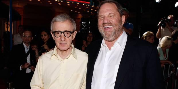 """Woody Allen """"triste"""" pour Harvey Weinstein - La DH"""