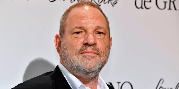 Harcèlement: Harvey Weinstein démissionne du CA de Weinstein Co. - La DH