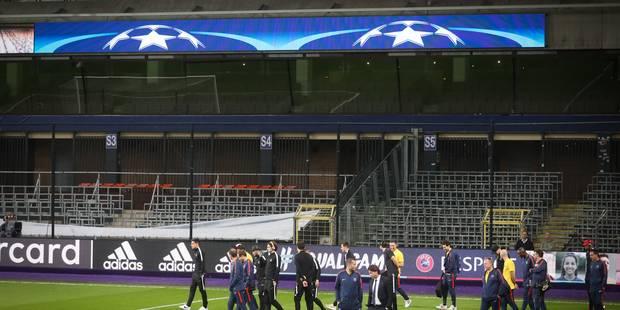Anderlecht-PSG: du beau monde attendu en tribunes, dont le FC Barcelone - La DH