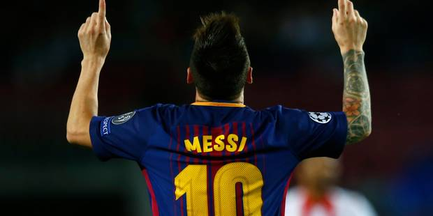 Le FC Barcelone va proposer un contrat à vie à Lionel Messi - La DH