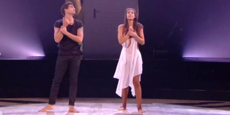 DALS 8 - Tatiana Silva : sa danse émotion pour sa maman décédée (vidéo)
