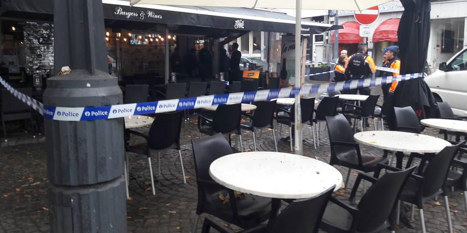 Un homme abattu dans un café — Liège