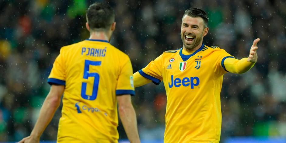 Bonucci privé de retrouvailles avec la Juventus — AC Milan