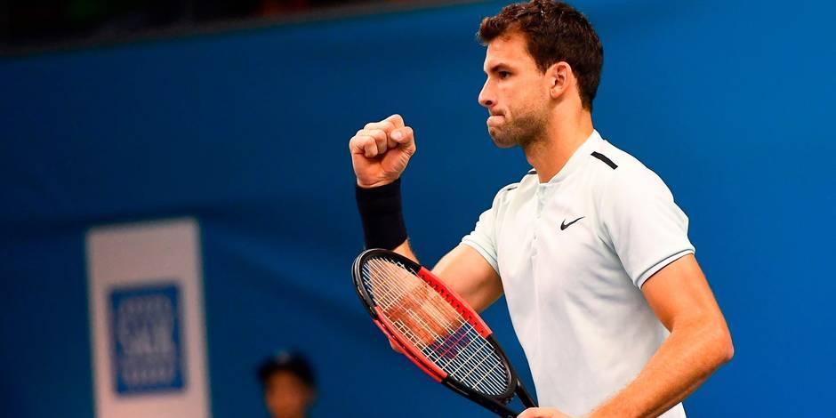 ATP - Masters : A Londres, on retrouvera Dimitrov et Cilic