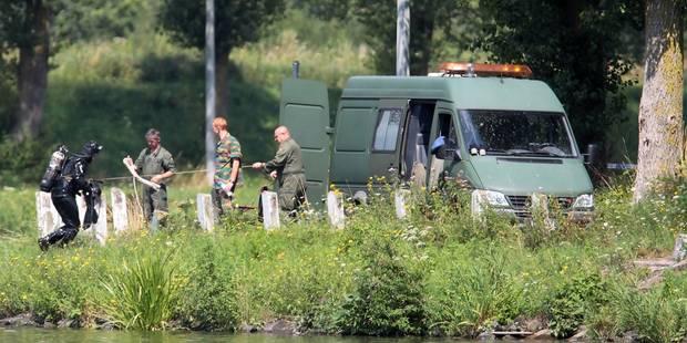 Tueurs du Brabant: des plongeurs ont fouillé le canal à Ronquières - La DH
