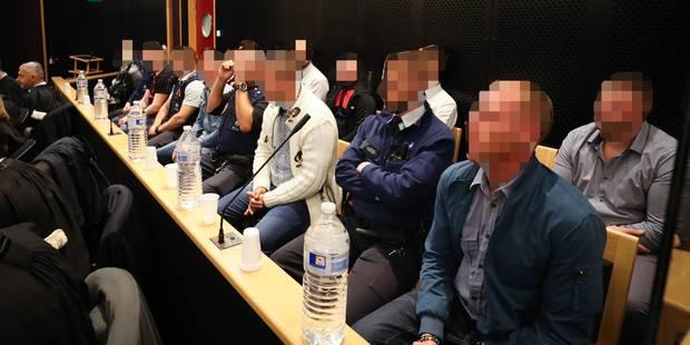 Double meurtre prémédité d'Hensies: 6 accusés coupables d'assassinat - La DH