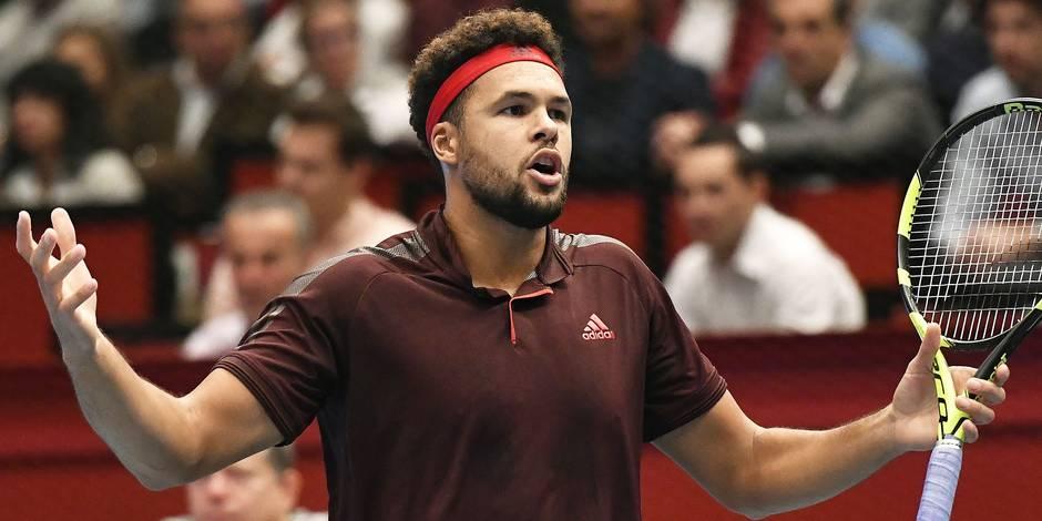 Tennis: Tsonga qualifié pour les quarts à Vienne