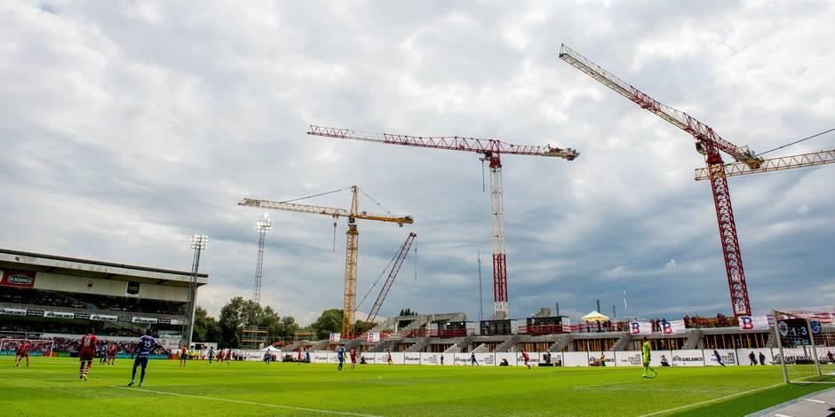 Un jeune joueur décède d'une crise cardiaque — Belgique