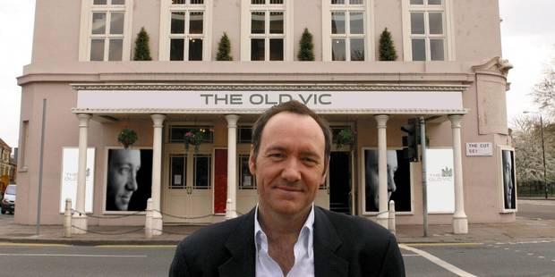 Kevin Spacey : Son théâtre à Londres aurait laissé faire - La DH
