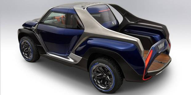 Yamaha pense pick-up! - La DH