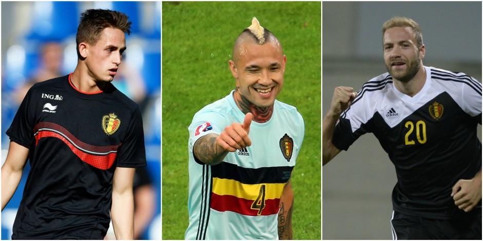 Nainggolan rappelé en sélection — Belgique