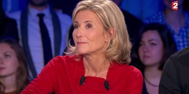 Après avoir vu Claire Chazal dans ONPC, les internautes ne veulent plus revoir Christine Angot - La DH