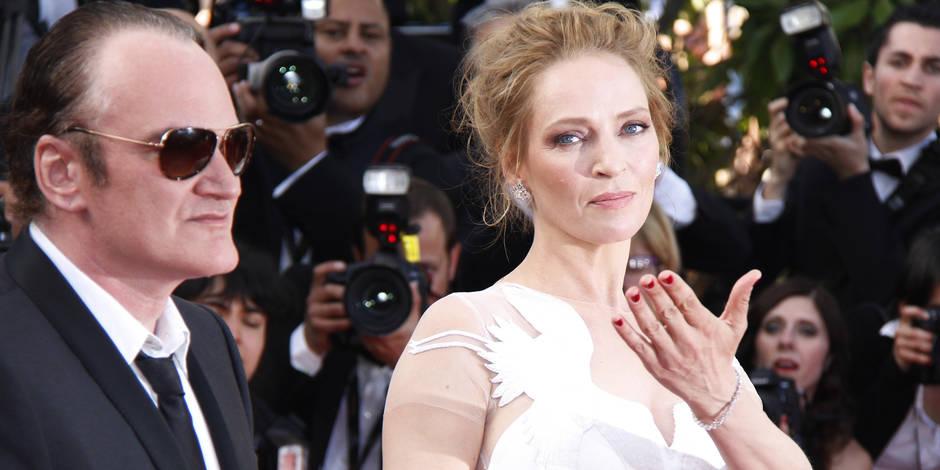 Interrogée sur l'affaire Weinstein, l'actrice Uma Thurman étonne par sa réaction