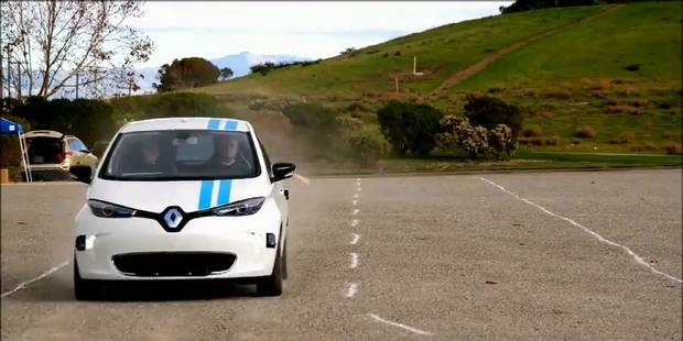 Renault aussi dans la course à la voiture autonome (vidéo) - La DH