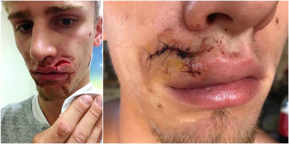 Edouard agressé par un accompagnateur du train car il ne voulait pas payer une amende - La DH