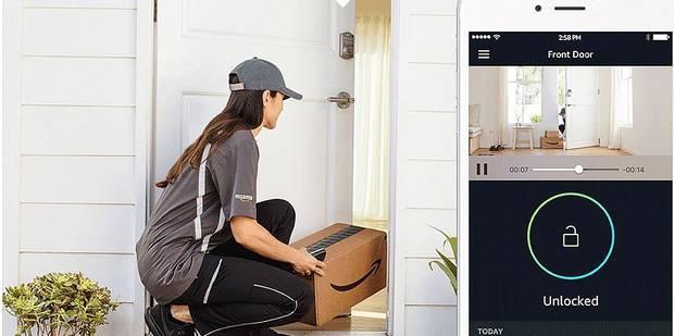 Amazon Key, cette technologie qui permet la livraison à la maison... en votre absence - La DH