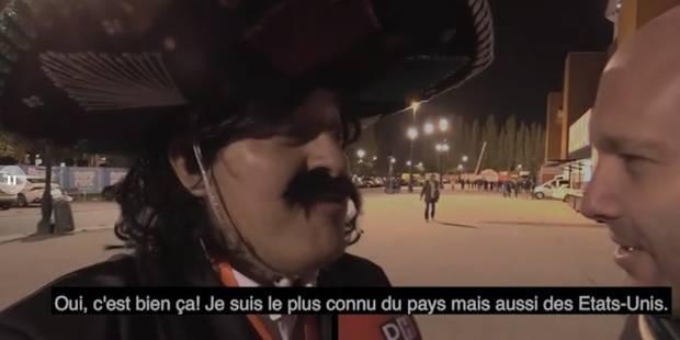 """L'interview complètement folle d'un journaliste mexicain: """"On va aller en finale de la Coupe du Monde"""" (VIDEO) - La DH"""