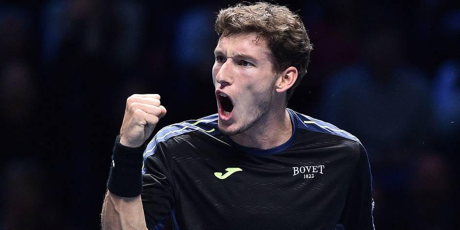 Dimitrov corrige Goffin et file en demi-finale — Masters