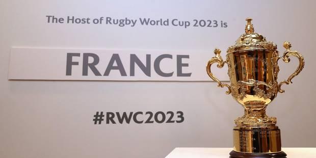 """La France futur organisateur de la Coupe du Monde de rugby 2023: une décision """"étrange"""" pour la Nouvelle-Zélande - La DH"""