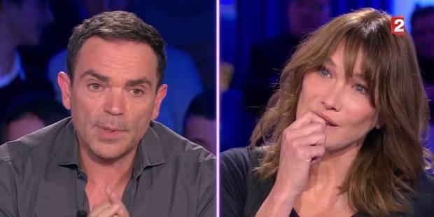 ONPC: Yann Moix compare Carla Bruni... au diable (VIDEO) - La DH