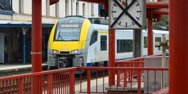Un ouvrier happé par un train sur la ligne Jurbise-Soignies - La DH
