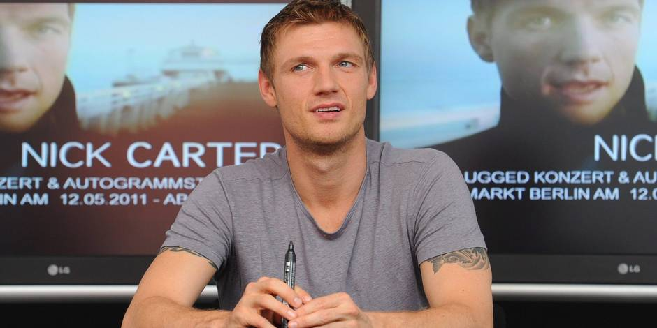 Le chanteur des Backstreet Boys accusé de viol — Nick Carter