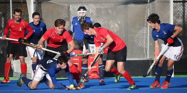 Préparation World League de hockey : Les Red Lions battent la France (6-1) - La DH
