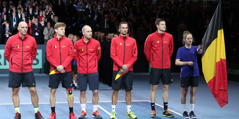 Coupe Davis : l'Alsacien Pierre-Hugues Herbert en finale face à la Belgique