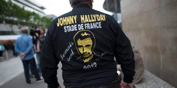 """Johnny avait """"besoin de ces descentes aux enfers""""... Une vie rock'n'roll et quelques excès quand même ! - La DH"""