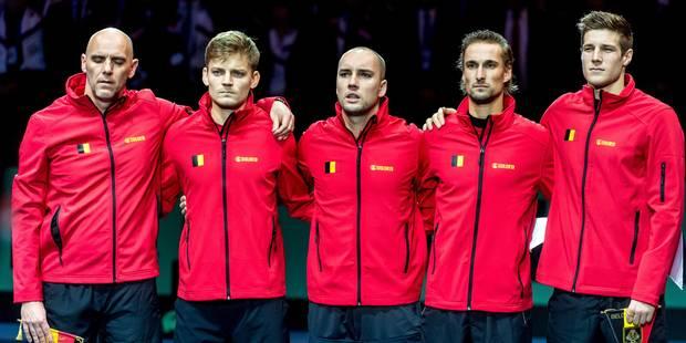 Finale de la Coupe Davis : Goffin aligné en double face à Gasquet et Herbert ? Voici les pour et les contre - La DH