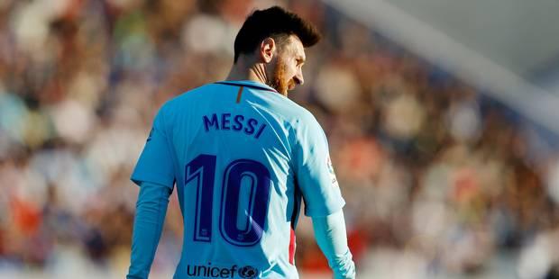 Un bureau de la Liga à Bruxelles: la Liga espagnole veut se hisser au niveau de la Premier League anglaise d'ici dix ans