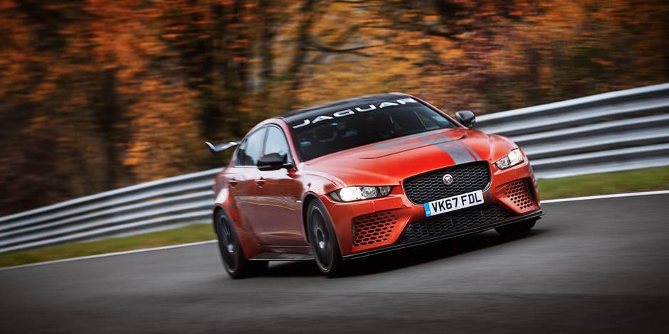 Les 5 autos de route les plus rapides — Nürburgring
