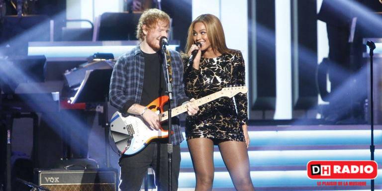 Découvrez à quoi ressemble le duo entre Ed Sheeran et Beyoncé