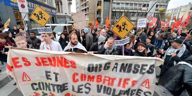 """La Ville de Bruxelles interdit à nouveau la manifestation """"Campagne Stop Répression"""" - La DH"""