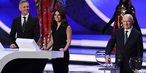 Tirage au sort du Mondial 2018 : La tenue de Maria Komandnaya jugée trop sexy, la télévision iranienne censure la diffus...