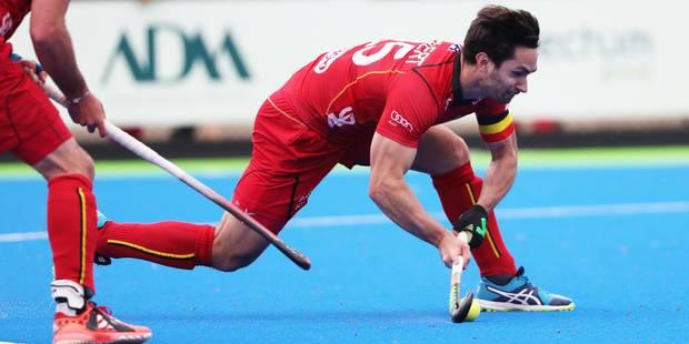 Finale de la World League de hockey: la folle fin de match des Belges qui sont intouchables - La DH