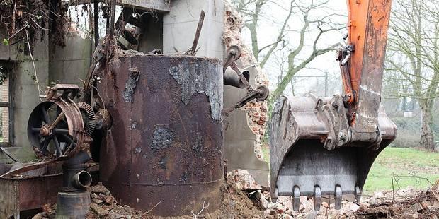 Brugelette : Le site Lucas, du nom d'une ancienne usine à chicorée, pourrait accueillir un home - La DH