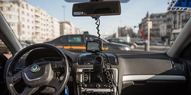 Forest: une cliente de taxi agressée par un chauffeur Uber - La DH