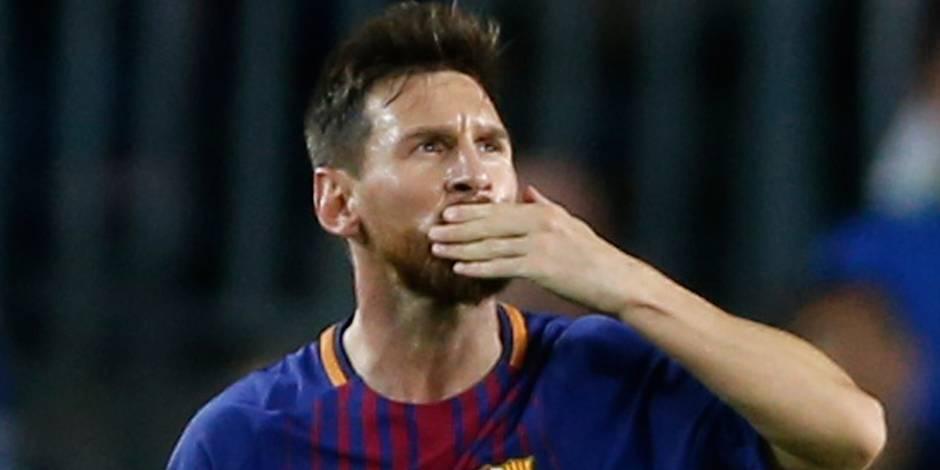 Le compliment dont le fils de Messi se serait bien passé — Barça