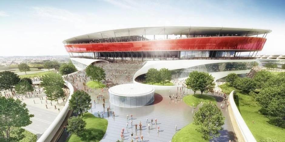 Bruxelles perd ses matches de l'Euro 2020, Wembley grand gagnant