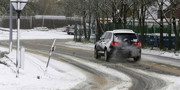 Neige: tous les tunnels bruxellois rouverts - La DH