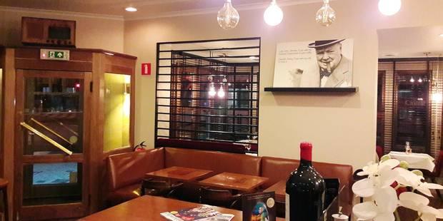 L'Estanquet, le restaurant centenaire de l'avenue Churchill - La DH