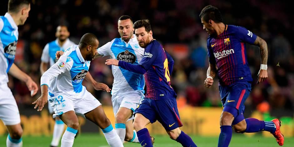 Cristiano Ronaldo exige un pasillo au Barça — Real Madrid