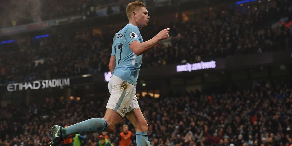 Une prolongation en or pour Kevin De Bruyne — Mercato Manchester City