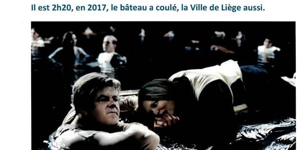 Budget de Liège : le navire a coulé ! - La DH