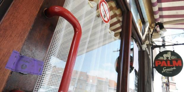 Anderlecht : plus de 30 cafés fermés pour trafic de drogue - La DH